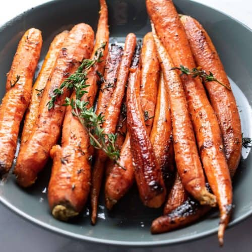 brown butter carrots