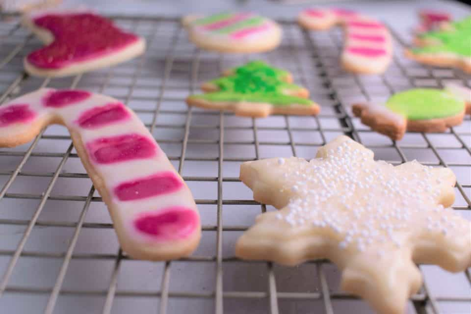 Sugar Cookie Recipe With Almond Extract House Cookies